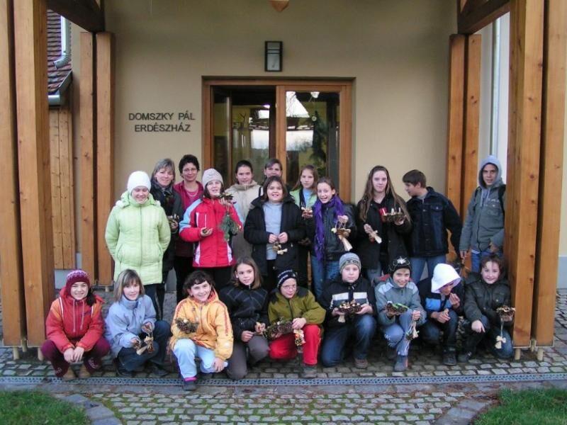Őszi-téli akciók a Domszky Pál Erdei Iskola és Matracszálláson