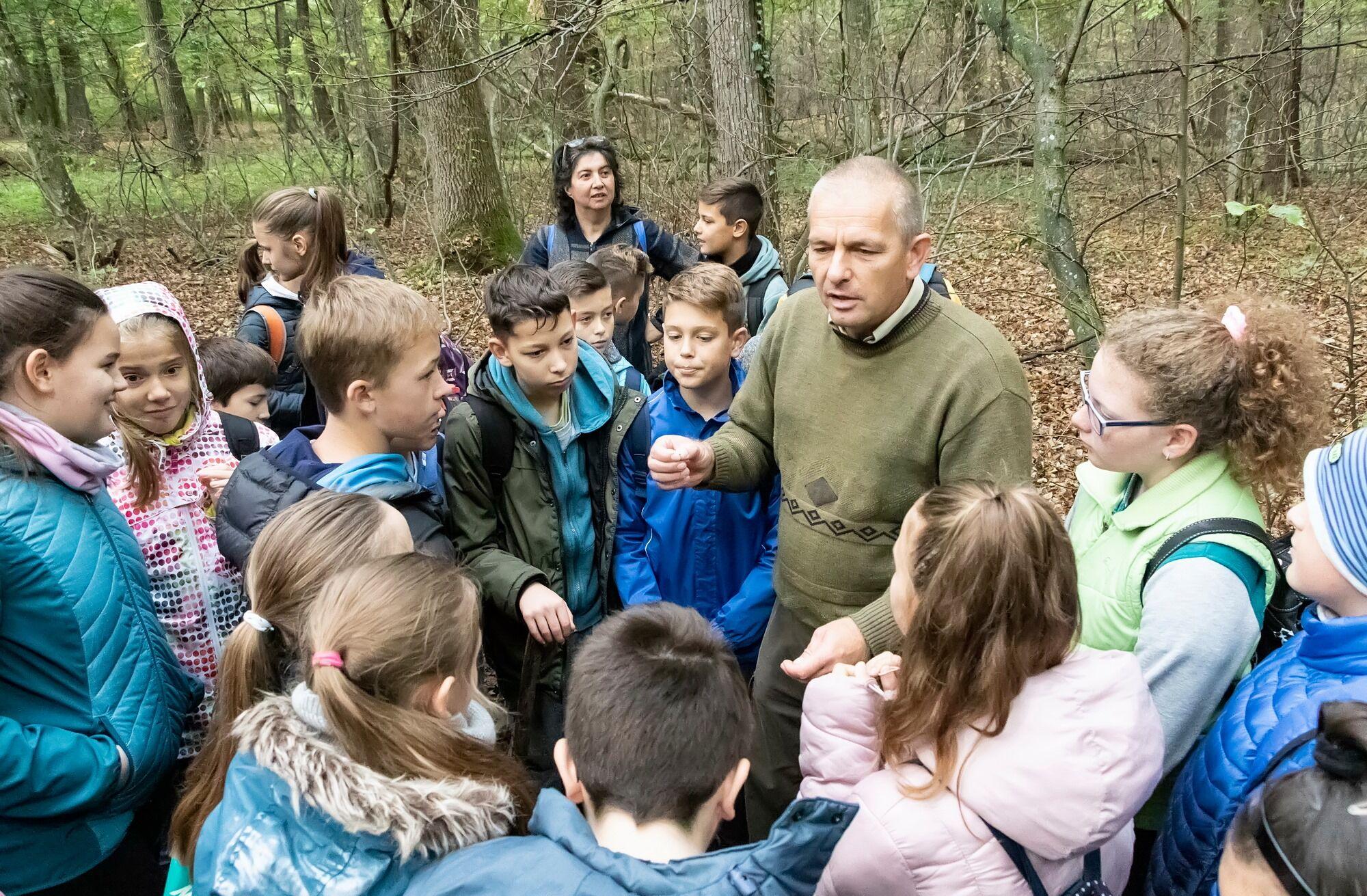 Eszterházy Erdészeti Erdei Iskola