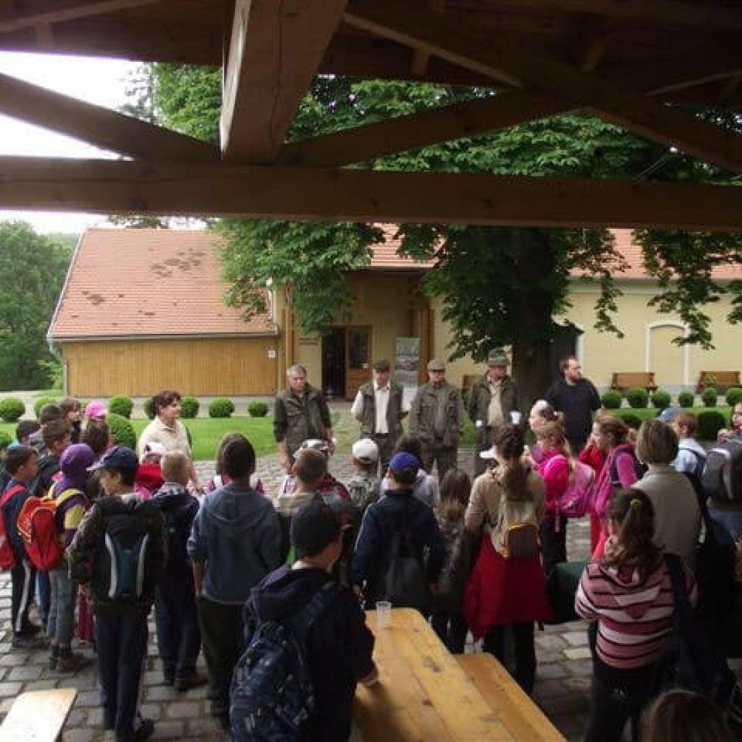 Domszky Pál Erdészeti Erdei Iskola és Matracszállás