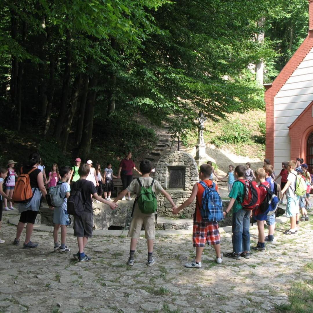 Bakonyi Kisbetyár Erdészeti Erdei Iskola