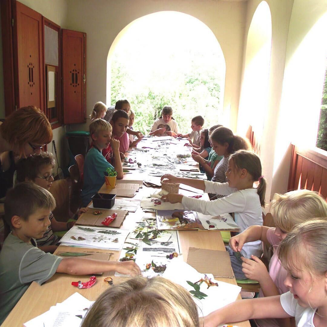 Csanyiki Erdőház Erdészeti Erdei Iskola