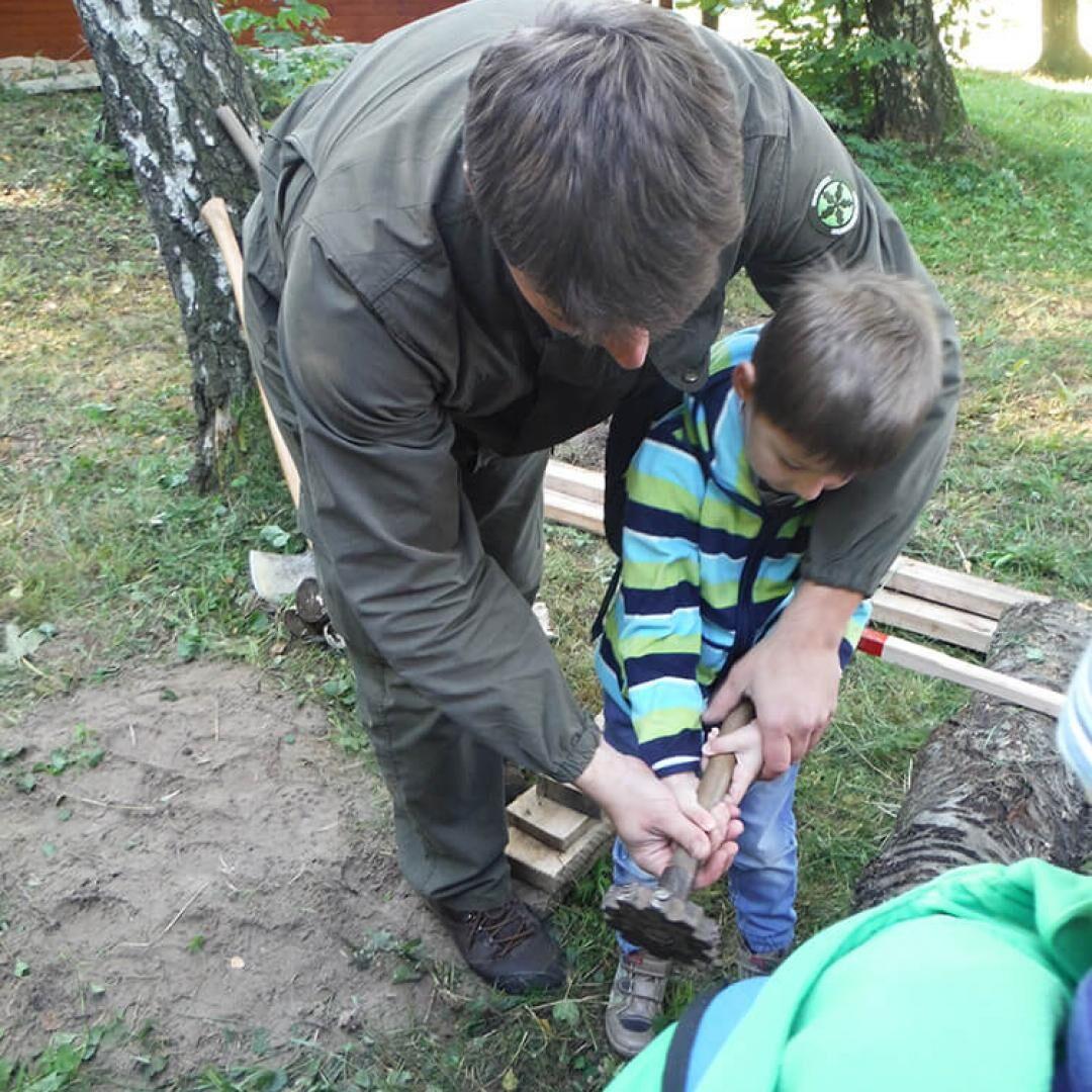 Vajda János Erdészeti Erdei Iskola