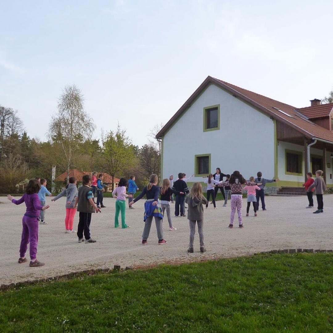 Balaton-felvidéki Erdészeti Erdei Iskola